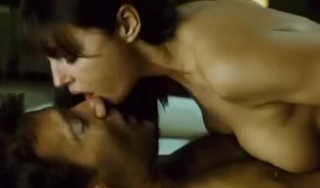 Самые сексуальные сцены с моникой беллучи