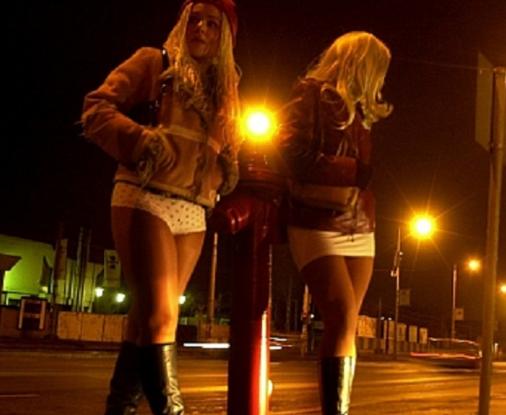 Исповед Проститутки