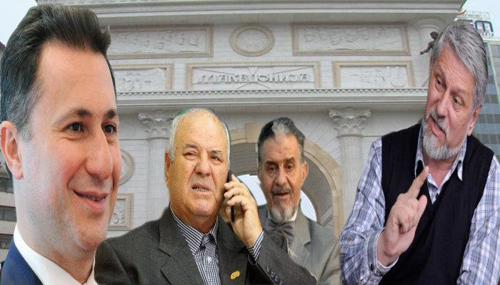 Груевски на средба со своите коалициони партнери