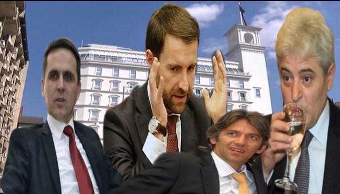 Димовски  Во коалицијата на ВМРО ДПМНЕ има негодување за платформата
