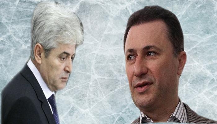 Груевски на тенок мраз