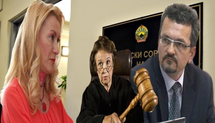 Судскиот совет не ја прими Неделкова на седница
