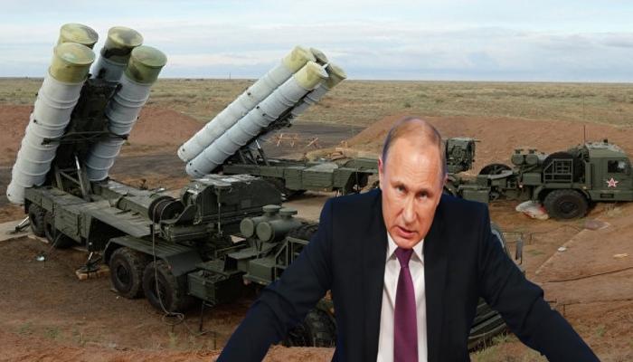 Путин му се закани на НАТО   Вие мене тенкови  јас на вас  S 400 Триумф