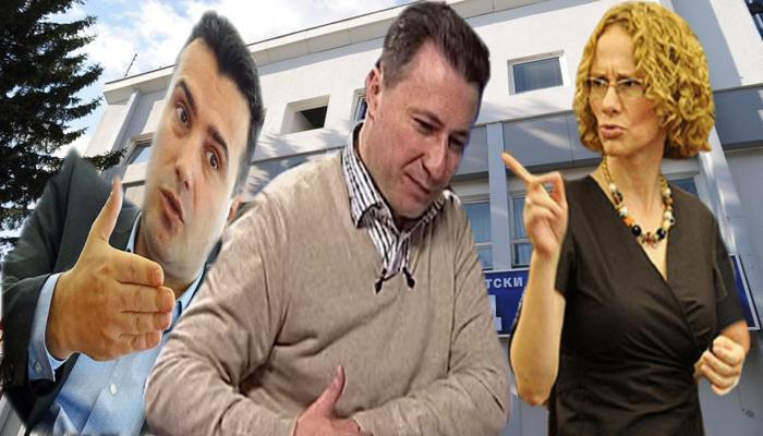 СДСМ  700 000 граѓани му велат на Груевски дека сакаат нова Влада без него тоа е вистинската анкета