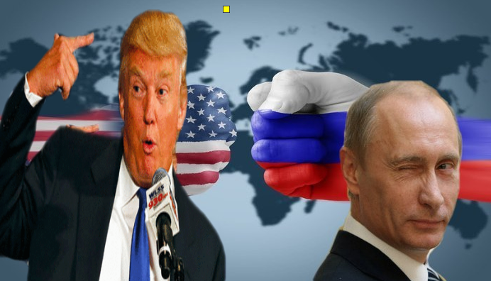 Трамп ОЧИ ВО ОЧИ со Путин    Еве каде и кога