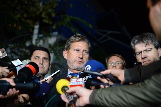 За заедничка Македонија  ќе го дочекале Хан со 200 000 луѓе