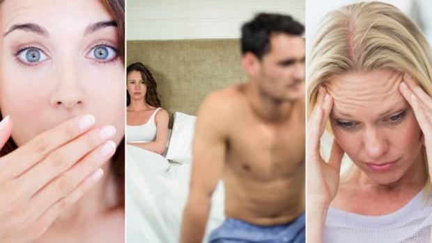 Секс болни
