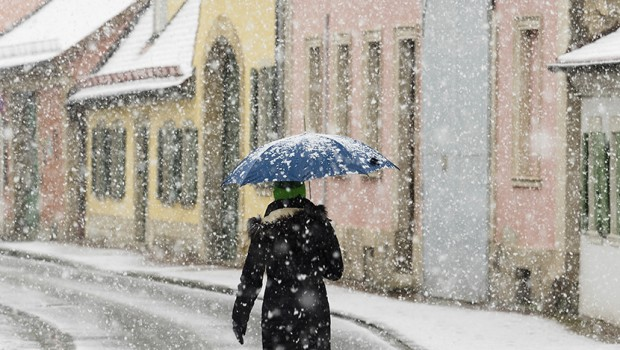 Снег во Македонија   Еве каде вее ова утро