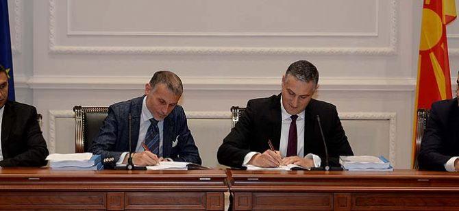 Тодоров во последните денови од техничката влада го потпиша договорот за Клинички