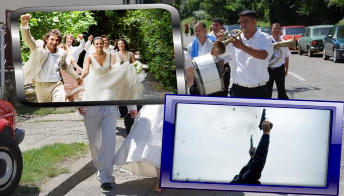 Крвава свадба во Тетово   Ја изрешетале додека се веселела