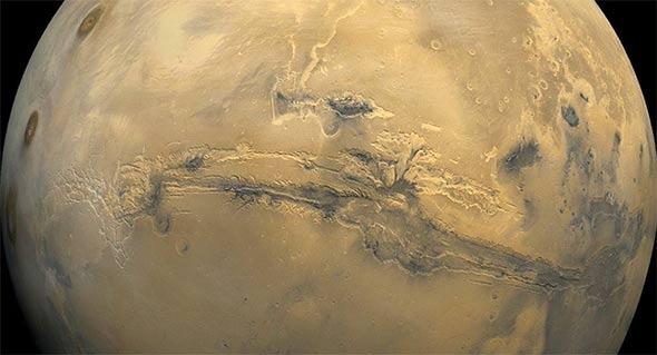 """Google Space"" откри вонземјанска база на Марс"