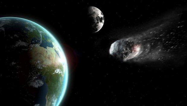 Огромен разорен астероид ќе помине покрај Земјата на 12 октомври