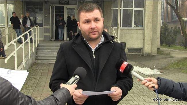 Саша Богдановиќ од СДСМ ќе се кандидира за градоначалник на Центар