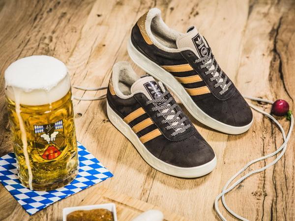 Адидас  произведе патики отпорни на пиво