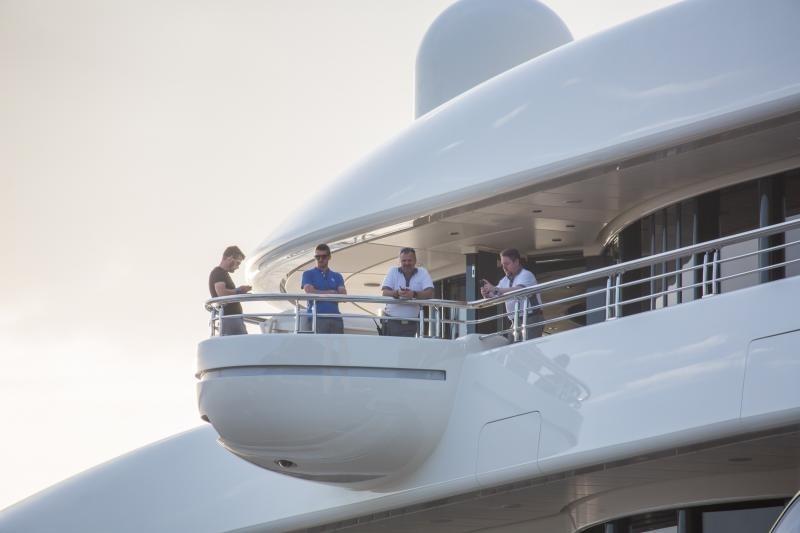 Роман Абрамович со јахтата летува во Хрватска