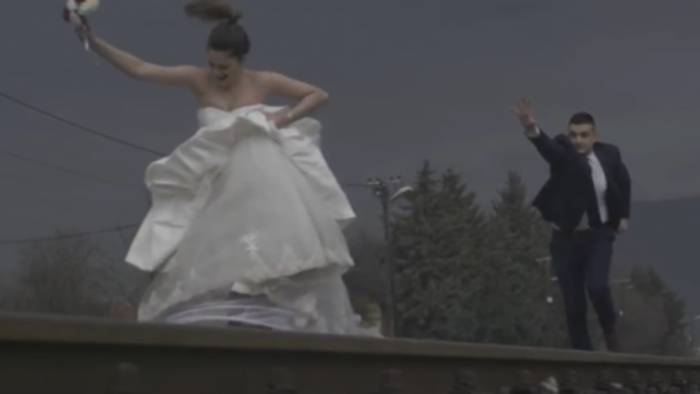 Невеста избега од венчавката со 14 илјади евра
