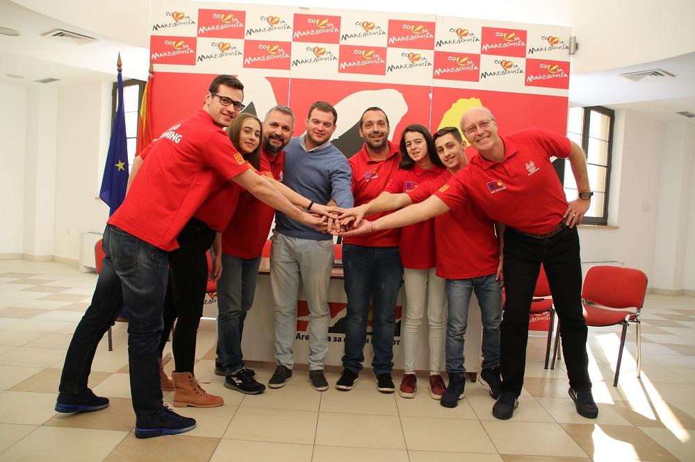 Македонски пливачи тргнуваат за Европското првенство во Копенхаген