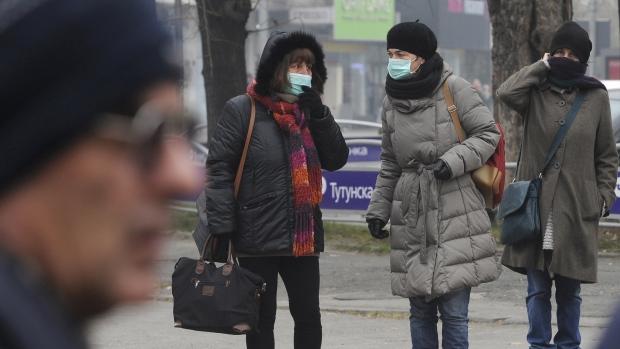 Скопје најзагаден град во светот