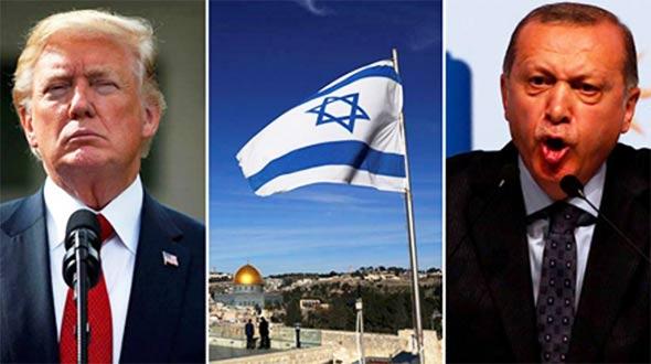 Прогласувањето на Ерусалим за главен град на Израел е црвената линија за муслиманите
