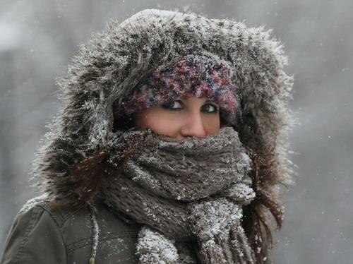 Утрово Македонија изѕемна од студ