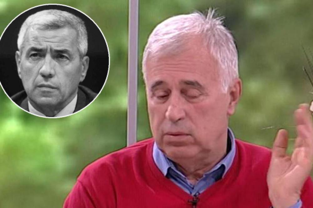 За смртта на братучед му Ивановиќ дознал додека гостувал во утринската емисија