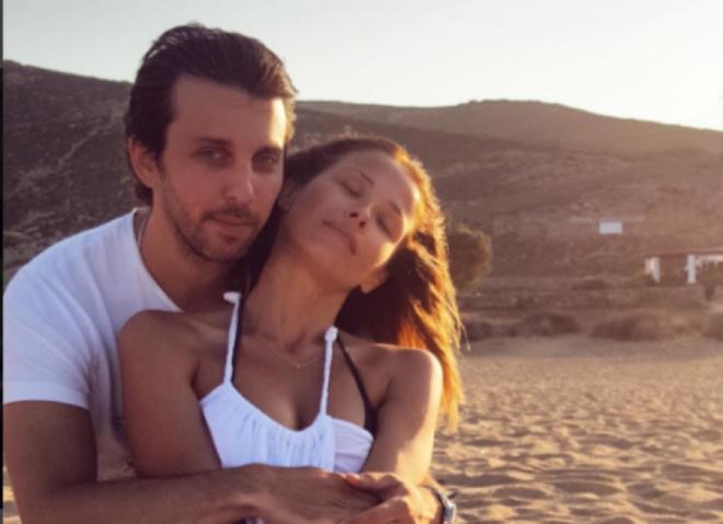 Каролина и Михаил заљубени во Калифорнија