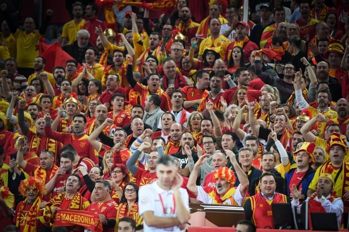 Највозбудливите моменти од мечот Македонија   Германија