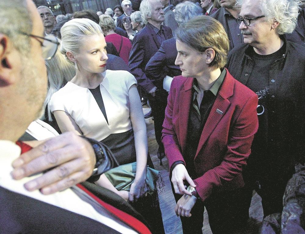 Ана Брнабиќ јавно проговори за својата партнерка Милица