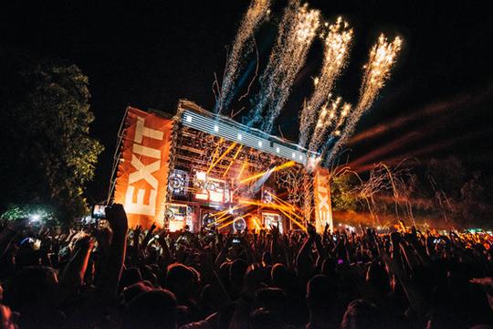 Егзит  е прогласен за најдобар европски фестивал