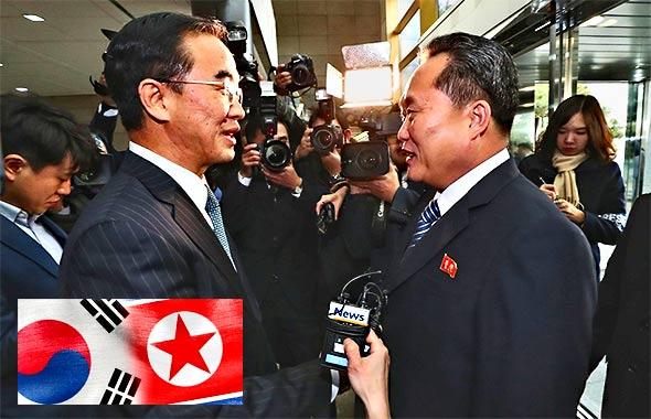 Пјонгјанг и Сеул одржаа сериозни и искрени мировни разговори на високо ниво