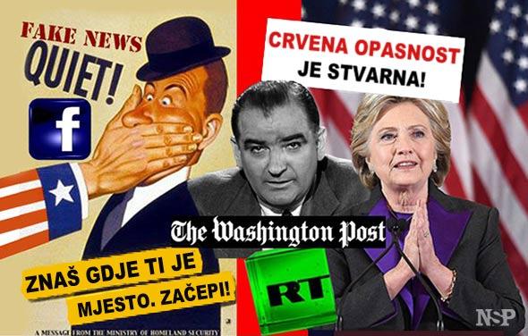 Вашингтон Пост јавно објави список на лажни медиуми