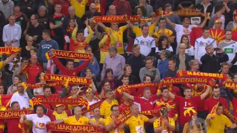 Македонија ја згази Словенија во Загреб
