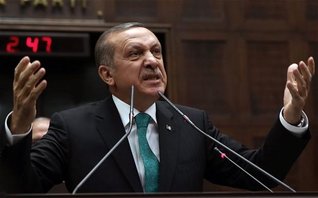 Соборен турски хеликоптер во Сирија  Ердоган бесен