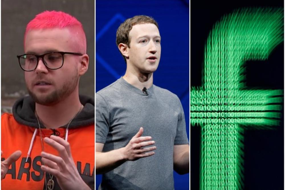 Фејсбук шпионирал 50 милиони луѓе за да ги наместат изборите