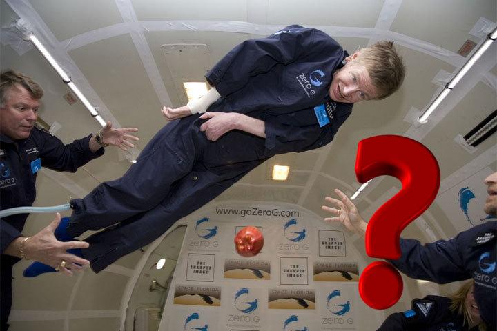 Зборувал за космосот и црните дупки  но една работа за Хокинг останала мистерија