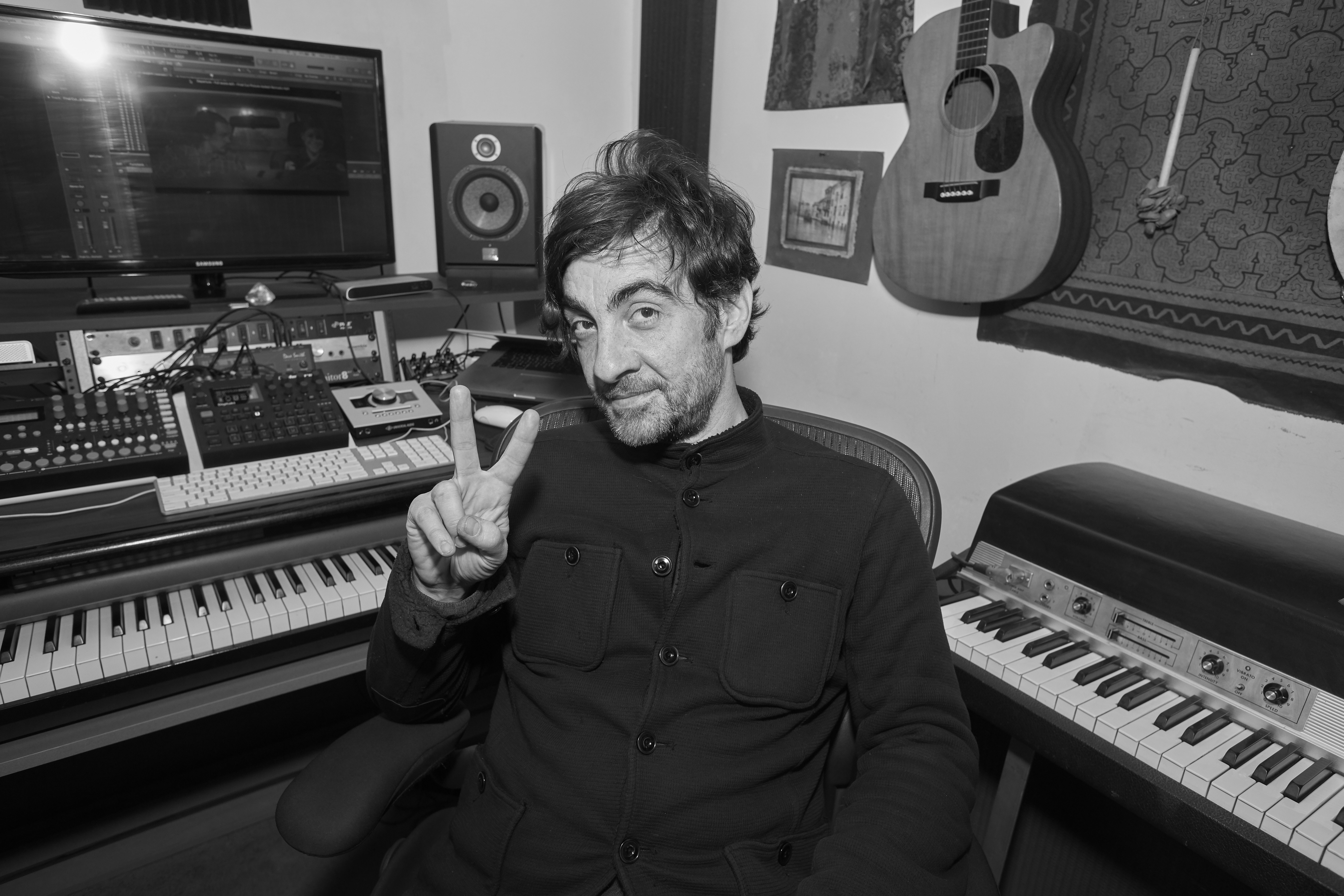 Дуке Бојаџиев  Не правам компромис во музиката