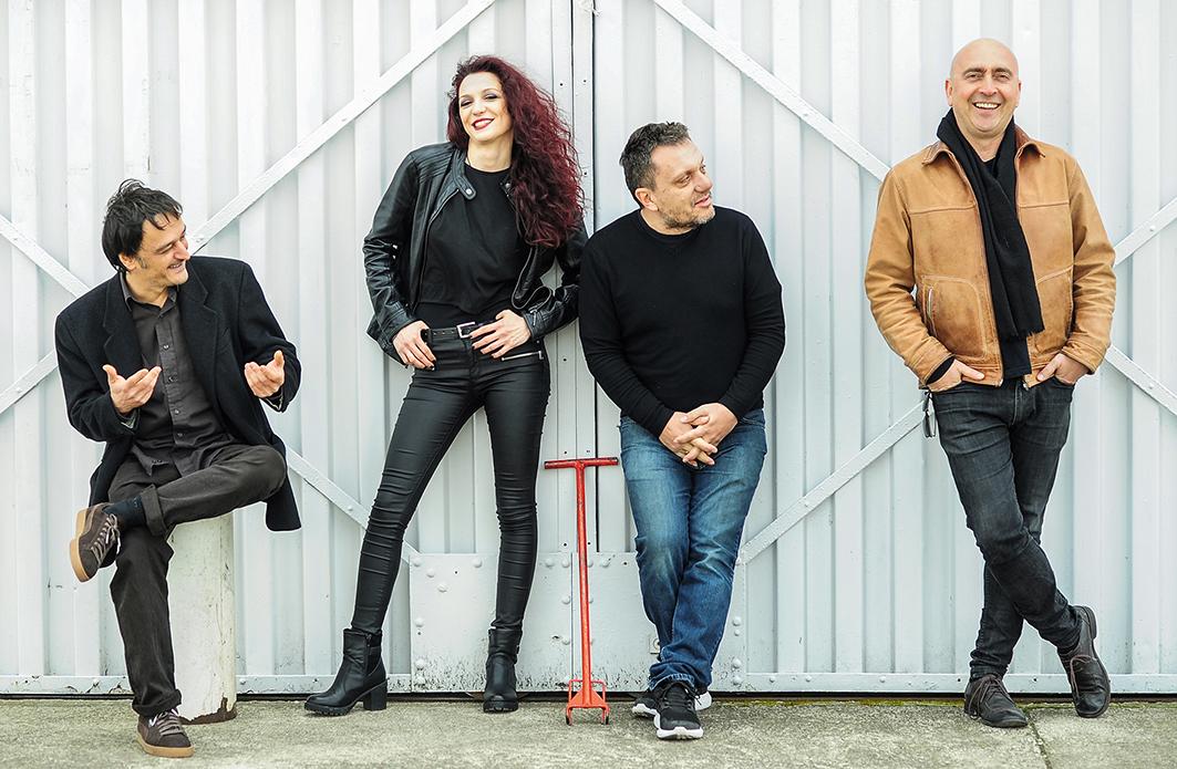 Концертна промоција на новиот албум на  Темпера