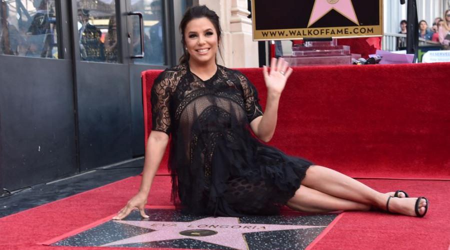 Ева Лонгорија доби ѕвезда на Булеварот на славните