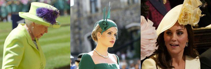 (Галерија) Без шапка не се оди на кралска свадба